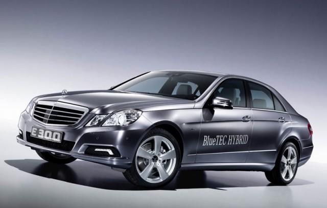 2017 Mercedes Benz E300 Bluetec Hybrid