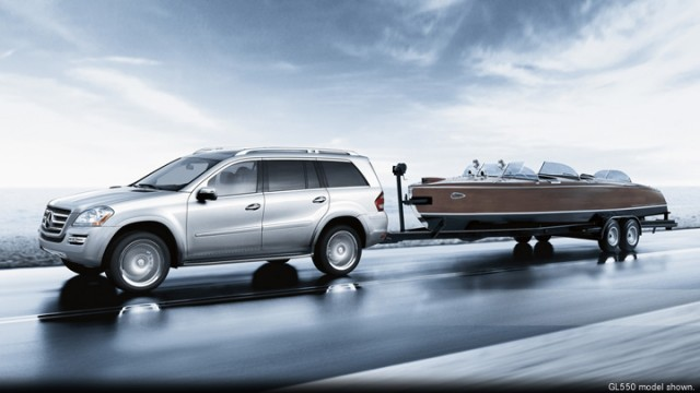 Family car advice the best suvs for towing for 2011 mercedes benz gl550