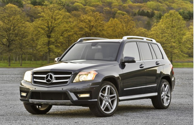 2011 2012 mercedes benz vehicles recalled for fire risk for Mercedes benz glk350 2011