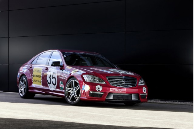 2011 Mercedes Benz S63 Amg Preview