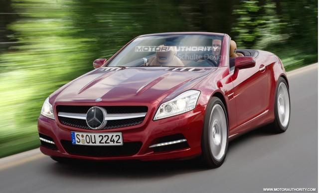 2011 mercedes benz slk rendering may 002