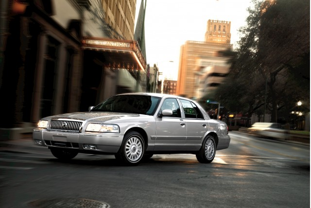 2011 Mercury Grand Marquis