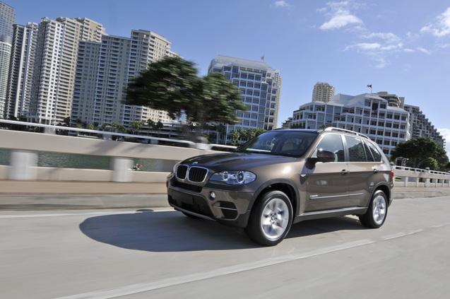 2011 BMW X5 xDrive