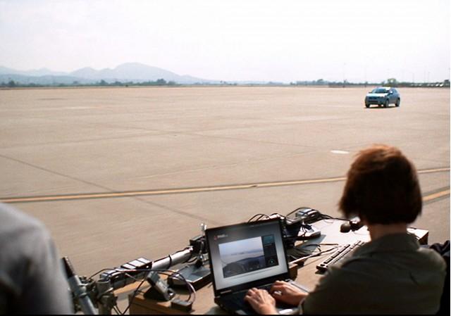 "2011 Mitsubishi Outlander Sport  -  ""World's First Online Test Drive"""