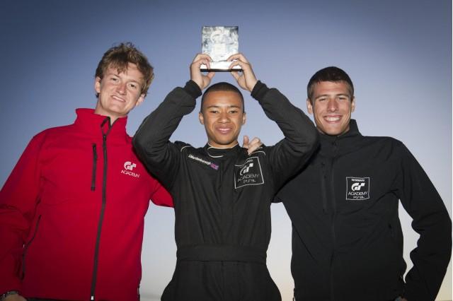 Jann Mardenborough wins the 2011 European GT Academy
