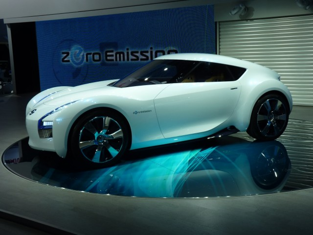 Nissan Electric Cars To Be Split Into Three Different Types - Sports cars types