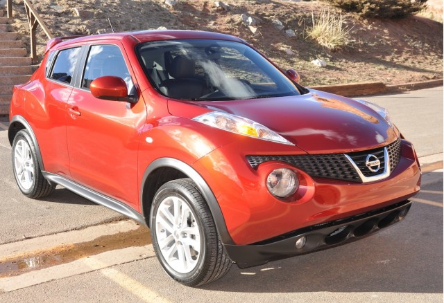 2011 Nissan Juke - The Fort in Colorado