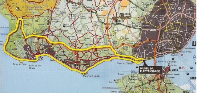 2011 Nissan Leaf European Test Routes