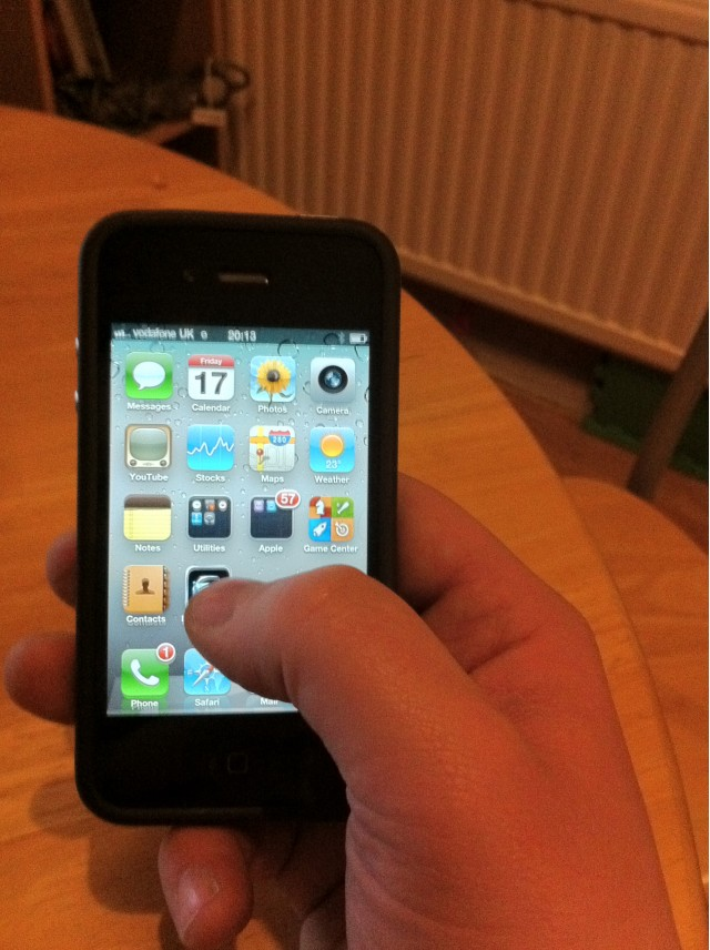 2011 Nissan LEAF iPhone App