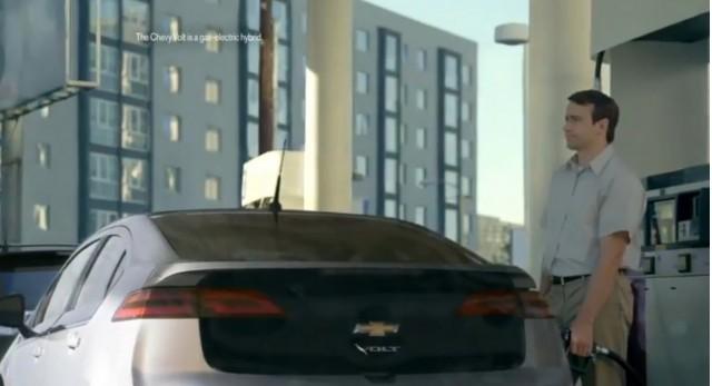 2011 Nissan Leaf Ad pokes Fun at