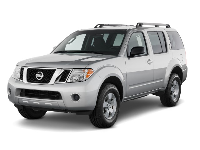 2011 Nissan Pathfinder Review Ratings Specs Prices And