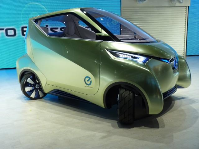 2011 Nissan Pivo3 concept