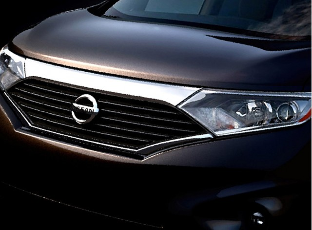 2011 Nissan Quest: New Images, L.A. Show Debut Confirmed