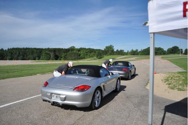 2011 Porsche Sport Drive