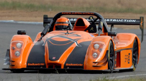 2011 Radical SR3 RS Limited