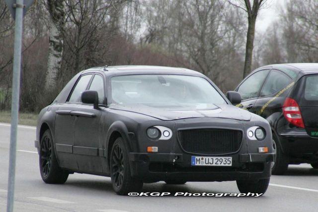 2011 Rolls-Royce sedan