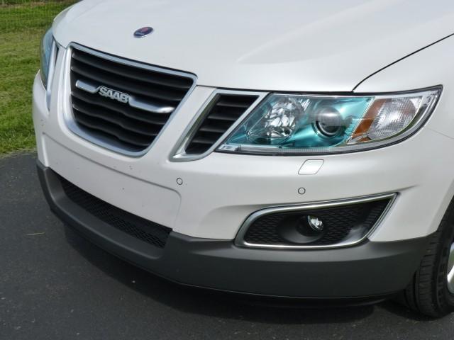 2011 Saab 9-4X Aero
