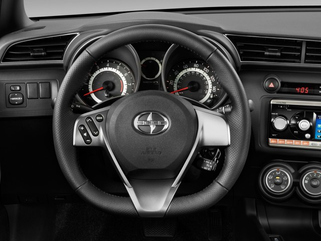 2011 Scion tC 2-door HB Man (Natl) Steering Wheel