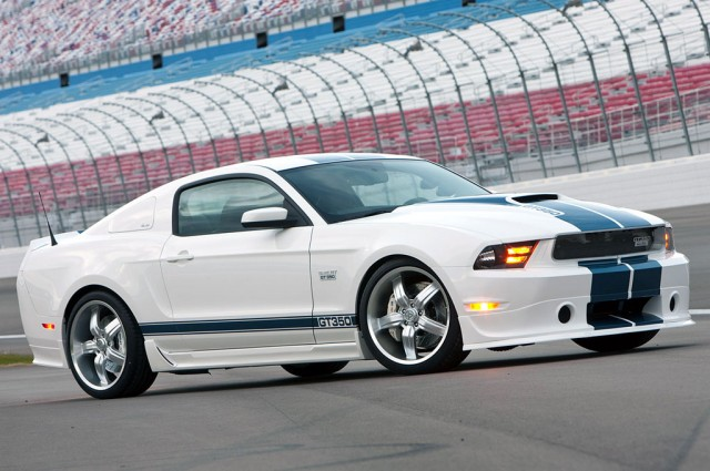 2011 Shelby GT350 Ford Mustang