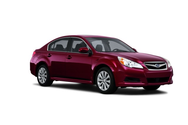 Subaru recalling nearly 500,000 cars for replacement airbag inflators