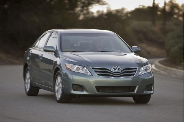 Honda Accord Versus Toyota Camry