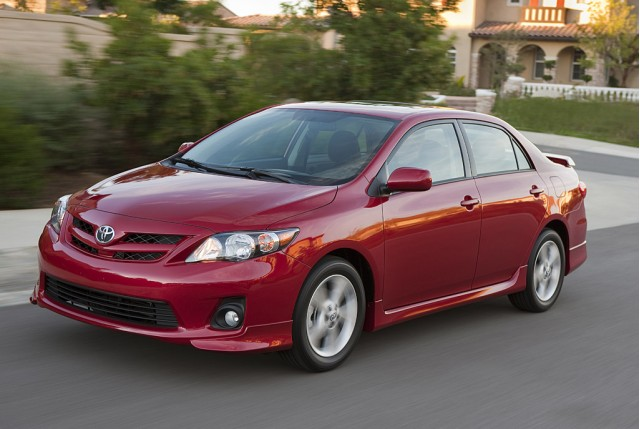 Superb 2011 Toyota Corolla
