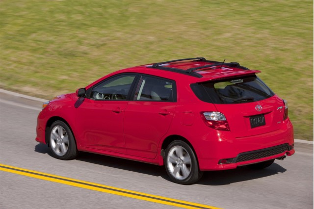 2012 Toyota Matrix: Small Car, Low Gas Mileage Too?