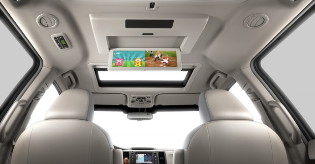 best backseat dvd entertainment systems parents bliss out. Black Bedroom Furniture Sets. Home Design Ideas