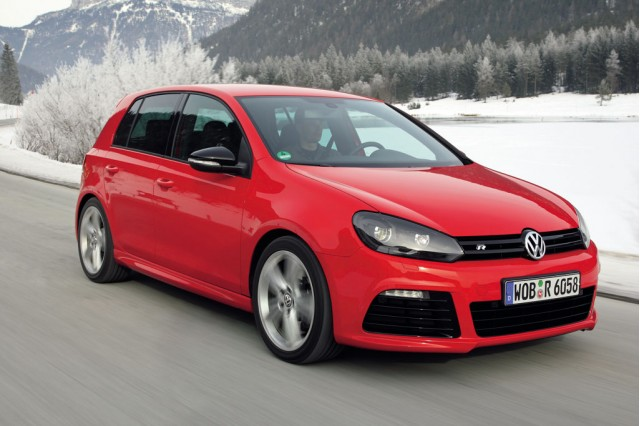 2011 Volkswagen Golf R