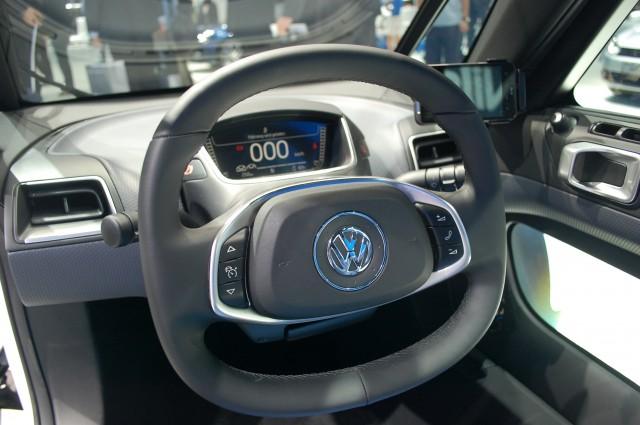 2011 Volkswagen Nils concept live photos, 2011 Frankfurt Auto Show