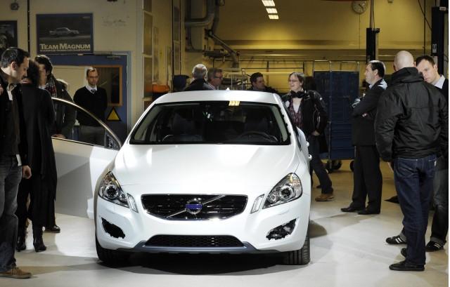 Volvo V60 PHEV, Pre 2011 Geneva Preview
