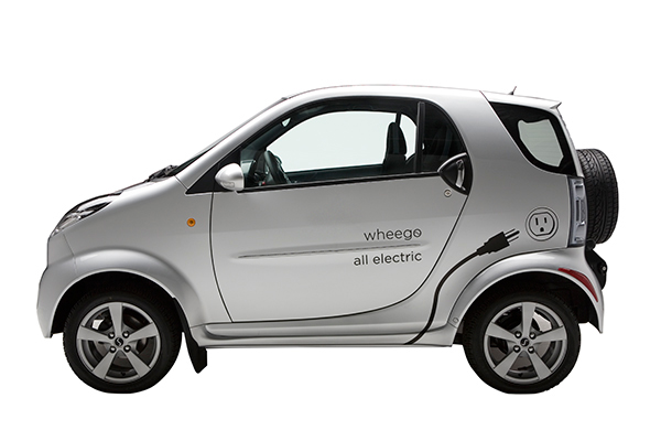 Can US Buyers Warm To Two Seat Battery Electric City Cars