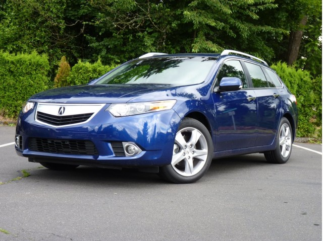 2012 Acura TSX Wagon - Driven, July 2012