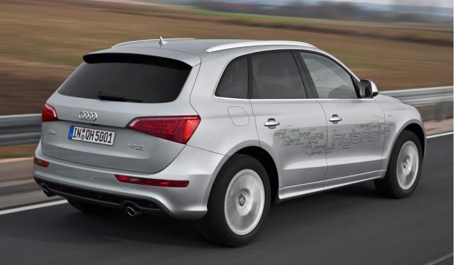 Audi Gives More Details On Q Hybrid Quattro SUV - Audi q5 hybrid