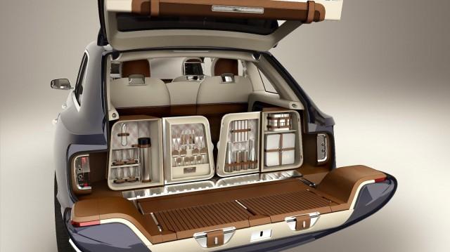 2012 Bentley EXP 9 F SUV concept