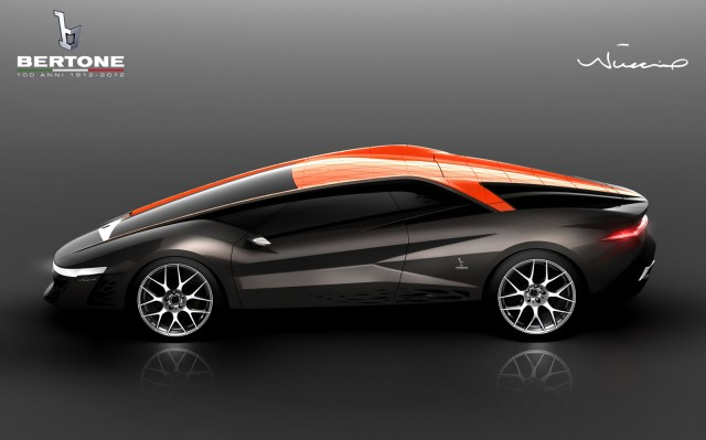 BMW M135i Concept, Bertone Nuccio, GM Twin Turbos: Today\'s Car News
