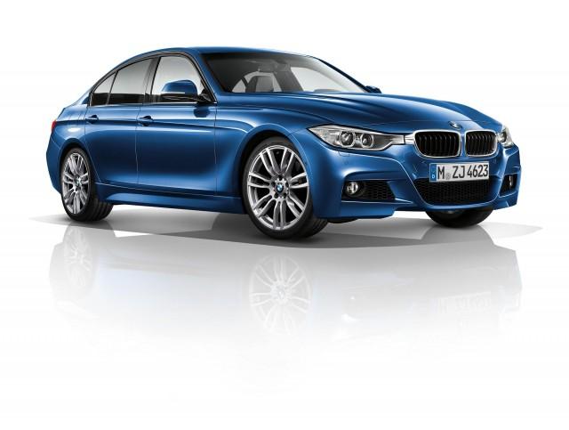 2012 BMW 3-Series Sedan  M Sports Package