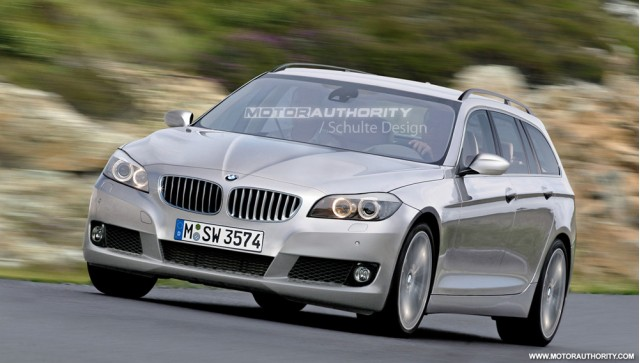 2012 BMW 3-Series Touring preview