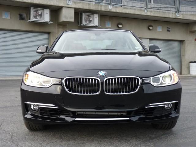 2013 BMW 3-Series - First U.S. Drive, February 2012