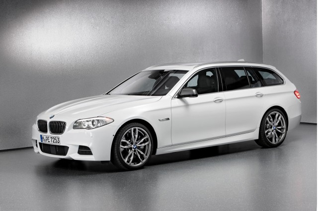 2012 BMW M Performance M550d xDrive Touring