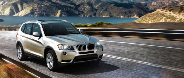 2013 BMW X3 XDrive28i X5 M Sport Edition Announced