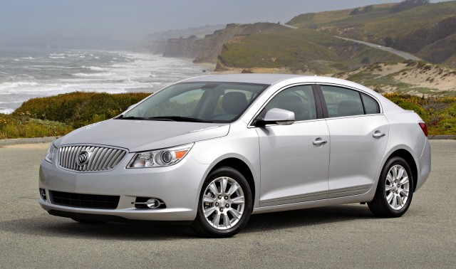 GM recalls Chevy Malibu, Buick Regal, Buick Lacrosse for suspension issue