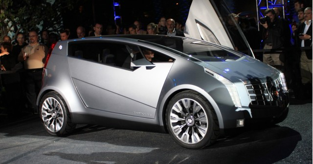 Cadillac Urban Luxury Concept Is It Cadillac S Foray Into The Micro