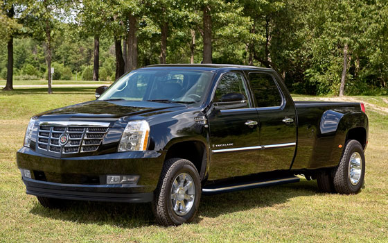 Image: Cadillac Escalade Truck mockup, size: 560 x 350, type: gif, posted on: April 1, 2011, 8 ...