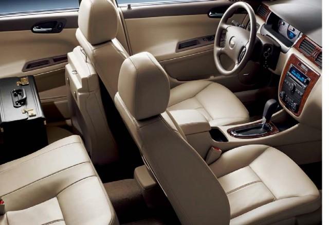 2012 Chevrolet Impala Leaked