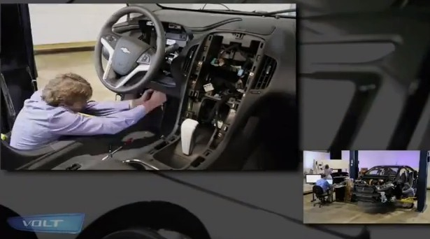 New Video Shows You Whats Inside Your 2012 Chevy Volt