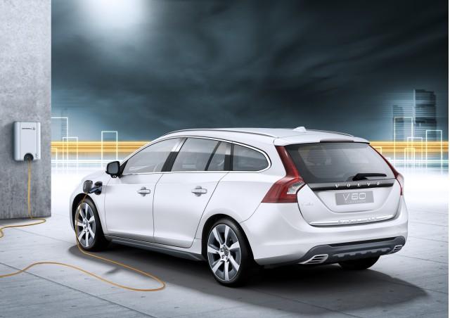 2017 Volvo V60 Phev