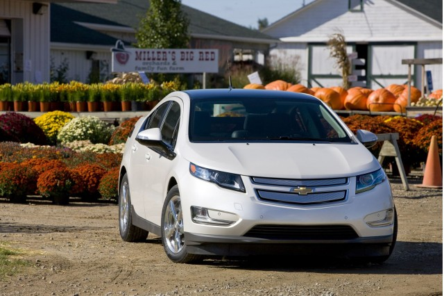 2012 Volt Electric Car Brings Chevy Whole New Type Of Customer