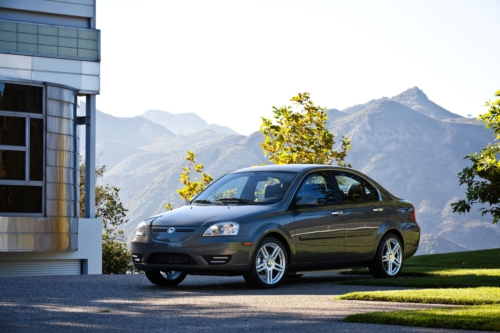 2012 Coda Vehicles Recalled For Airbag Flaw