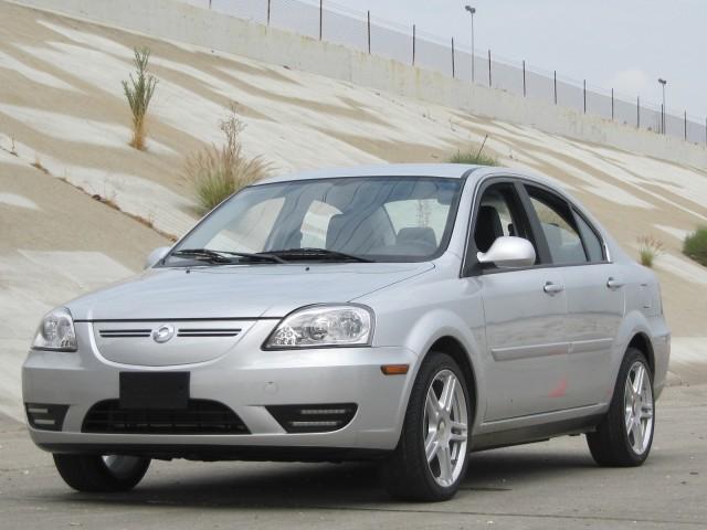 2017 Coda Sedan